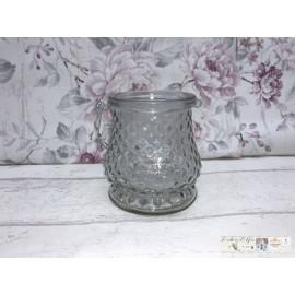 Windlicht Teelicht Teelichthalter Glas Kerzenhalter Tischdeko