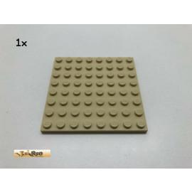 LEGO® 1Stk 8x8 Platte Basic Brick Beige, Tan 41539 bq