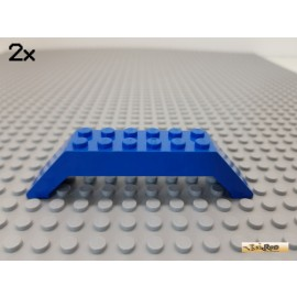 LEGO® 2Stk Bogen / Bogenstein 10x2x2 blau 30180