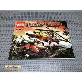 LEGO® 7298 Heft 1 Bauanleitung NO BRICKS!!!!