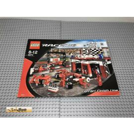 LEGO® 8672 Bauanleitung NO BRICKS!!!!