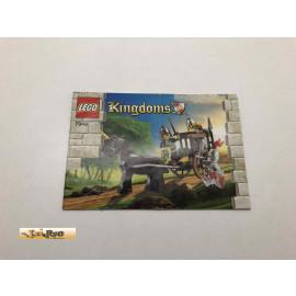 Lego 7949 Bauanleitung NO BRICKS!!!!