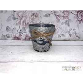 Clayre & Eef Windlicht Teelicht Teelichthalter Tischdekoration 6GL2042