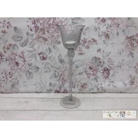 Clayre & Eef  Teelichthalter Windlicht Tischdekoration 6GL1499