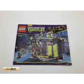 Lego 79119 Bauanleitung NO BRICKS!!!!