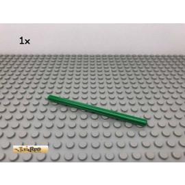 LEGO® 1Stk Technic Kreuzstange 10 Noppen lang Grün, Green 3737 144