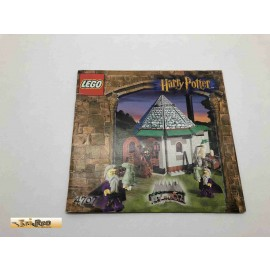 Lego 4707 Bauanleitung NO BRICKS!!!! Harry Potter