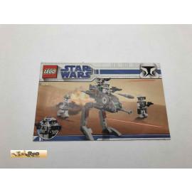 Lego 8014 Bauanleitung NO BRICKS!!!! Star Wars