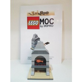 Lego Grill ( iripro MOC )