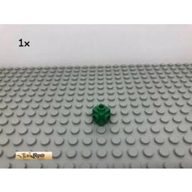 LEGO® 1Stk 1x1 Stein Noppen vierseitig Grün, Green 4733 66