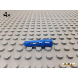 LEGO® 4Stk Technic Stopper 3 lang blau 32054