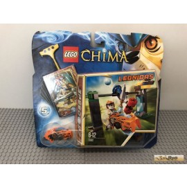 LEGO Legends of Chima Leonidas CHI-Wasserfall