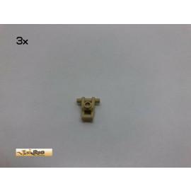 LEGO® 3Stk Battle Droid Brick Körper Beige, Tan 30375 145