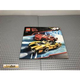 LEGO® 8159 Bauanleitung NO BRICKS!!!!