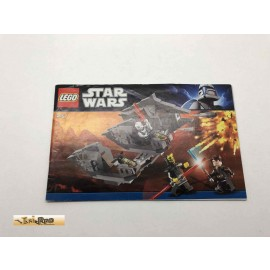 Lego 7957 Bauanleitung NO BRICKS!!!! Star Wars