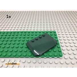 LEGO® 1Stk 4x6 Motorhaube Dach Dunkelgrün,Dark Green 52031 97