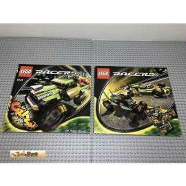 LEGO® 8141 Bauanleitung NO BRICKS!!!!