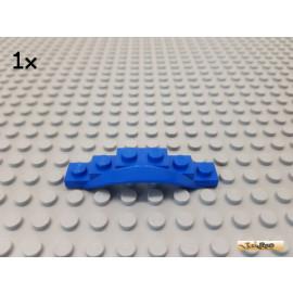 LEGO® 1Stk Kotflügel / Platte 1x6x1 blau 62361