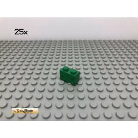 LEGO® 25Stk 1x2 Basic Stein Grün, Green 3004 77