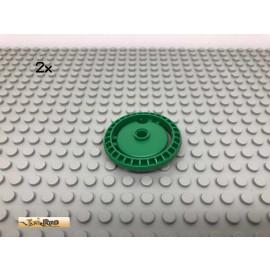LEGO® 2Stk Technic Scheibe Scheibenbremse Grün, Green 32439 155