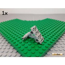 LEGO® 1Stk Technic Fahrwerk Achse 2x4 alt-hellgrau 42608