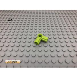 LEGO® 2Stk Technic Eck Verbinder Nr 6 Limette, Lime 32014 105