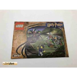 Lego 4727 Bauanleitung NO BRICKS!!!! Harry Potter