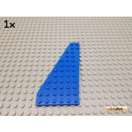 LEGO® 1Stk Keil / Flügelplatte 7x12 links blau 3585