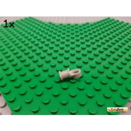 LEGO® 1Stk Technic Achs und Pin Verbinder alt-hellgrau 32126