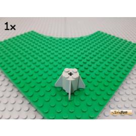 LEGO® 1Stk Raketenantrieb 4x4x2 rund alt-hellgrau 4591