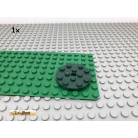 LEGO® 1Stk 4x4 Platte rund Dunkelgrün,Dark Green 60474 96