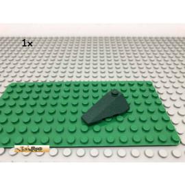 LEGO® 1Stk 2x4 Keilstein abgeschrägt Flügelstein Dunkelgrün, Dark Green 43710 21