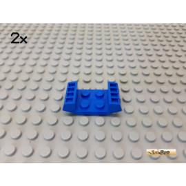 LEGO® 2Stk Platte 2x2 / Kühler blau 41862