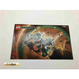 Lego 7311 Bauanleitung NO BRICKS!!!! Life on Mars