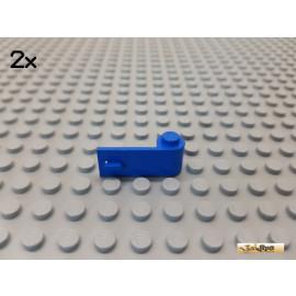 LEGO® 2Stk Tür / Autotür rechts 1x3 blau 3821