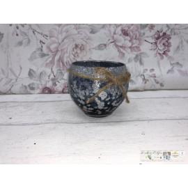 Clayre & Eef Windlicht Teelicht Teelichthalter Tischdekoration 6GL2043