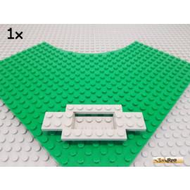 LEGO® 1Stk Fahrgestell / Chassis 4x10x 2/3 alt-hellgrau 30029