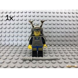 LEGO® 1Stk System Ninja Minifigur Shogun Figur 6093 6089 6083
