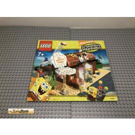 LEGO® 3825 Bauanleitung NO BRICKS!!!! SpongeBob