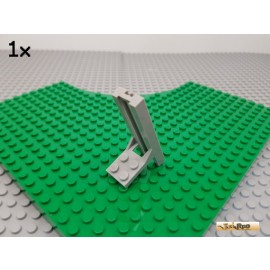 LEGO® 1Stk Gabelstapler / Gabel ohne Hubelement alt-hellgrau aus dem Set 924