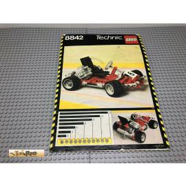 LEGO® 8842 Bauanleitung NO BRICKS!!!! Technic
