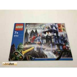 Lego 8780 Bauanleitung NO BRICKS!!!!