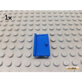 LEGO® 1Stk Tür / Tor 1x2x3 blau 6546