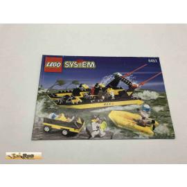 Lego 6451 Bauanleitung NO BRICKS!!!!