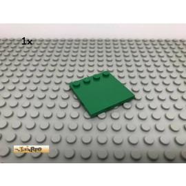 LEGO® 1Stk 4x4 Platte Fliese Randnoppen Grün, Green 6179 208