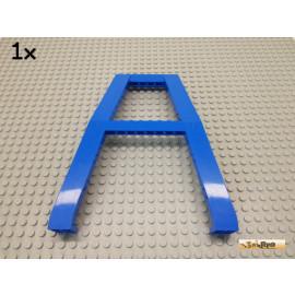 LEGO® 1Stk Stütze / Kran / A-Träger blau 2635
