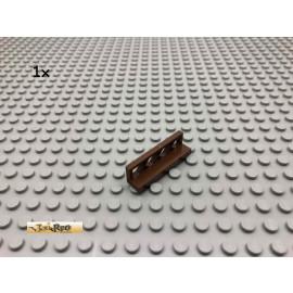LEGO® 1Stk 1x4 Gitter Zaun Braun, Brown 3633 172