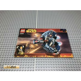 LEGO® 7252 Bauanleitung NO BRICKS!!!! Star Wars