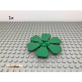 LEGO® 1Stk Blume Pflanze Blüte Propeller Grün, Green 30078 115