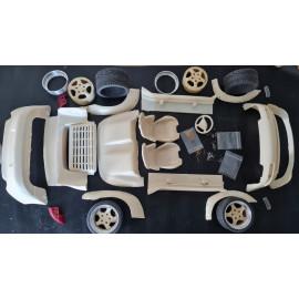 Pocher Porsche GT2 Speedster 1/8 Transkit Design Original Felge